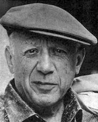 Picasso im Jahr 1962. Foto: Argentina. Revista Vea y Lea