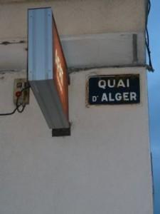 Quai d' Alger