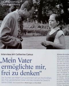 camus im philosophieMagazin