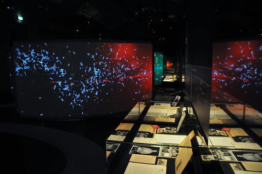 Camus Ausstellung in Aix