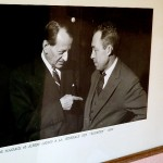 Albert Camus und André Malraux.