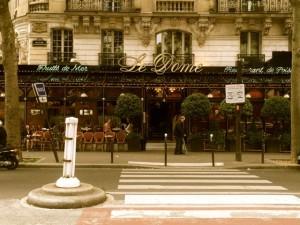 Das Restaurant Le Dome. ©Foto: Anne-Kathrin Reif