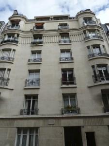 Wohnhaus von André Gide und zeitweise auch von Camus. ©Foto: akr