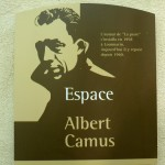 Espace Albert Camus in Lourmarin